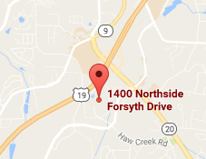 Image: Image of Forsyth Drive location | Contact Atlanta Clinical Care - Atlanta Clinical Care